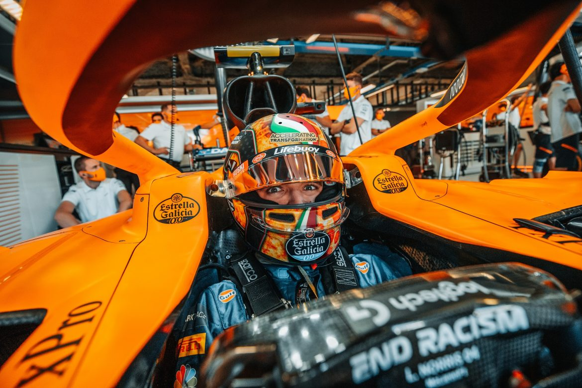 Norris: How the McLaren driver captured the hearts of Formula 1 fans