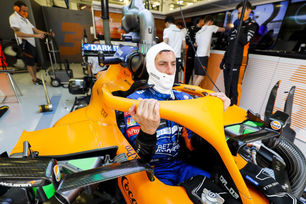 F1 Testing: McLaren have productive first day at Bahrain