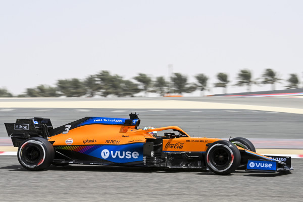 McLaren Unboxed: Testing the Mercedes powered MCL35M in Bahrain