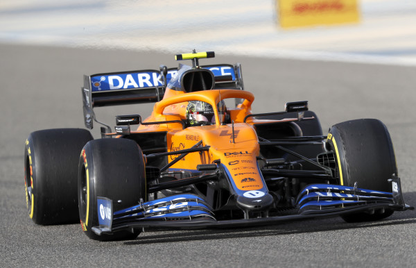 McLaren 'spooked themselves' during F1 testing in Bahrain
