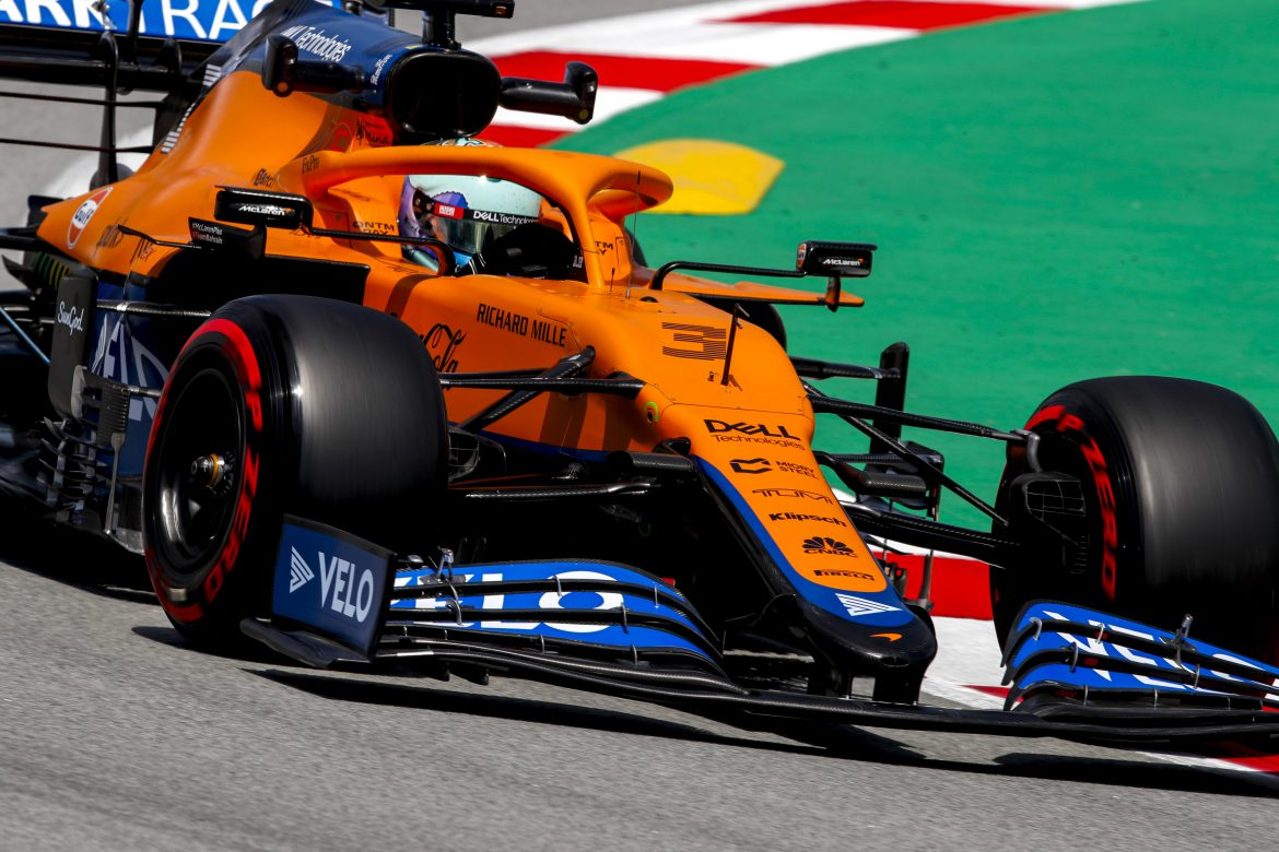 Spanish GP: Ricciardo learned 'even more about the car' on his way to P6