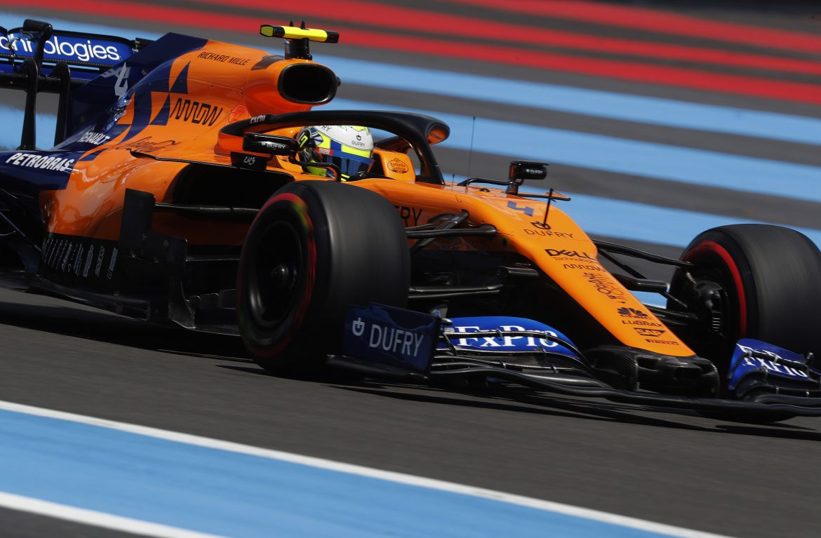 French GP: McLaren unsure of 'pecking order' heading to Paul Ricard