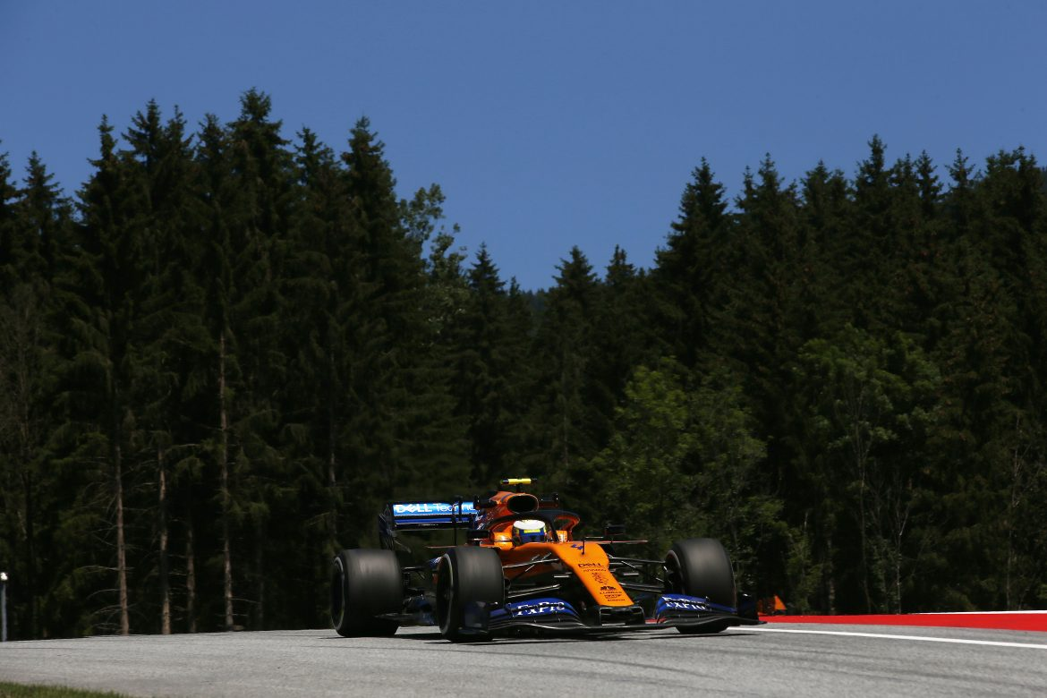Styrian GP: Lando Norris keen for back-to-back races in Austria