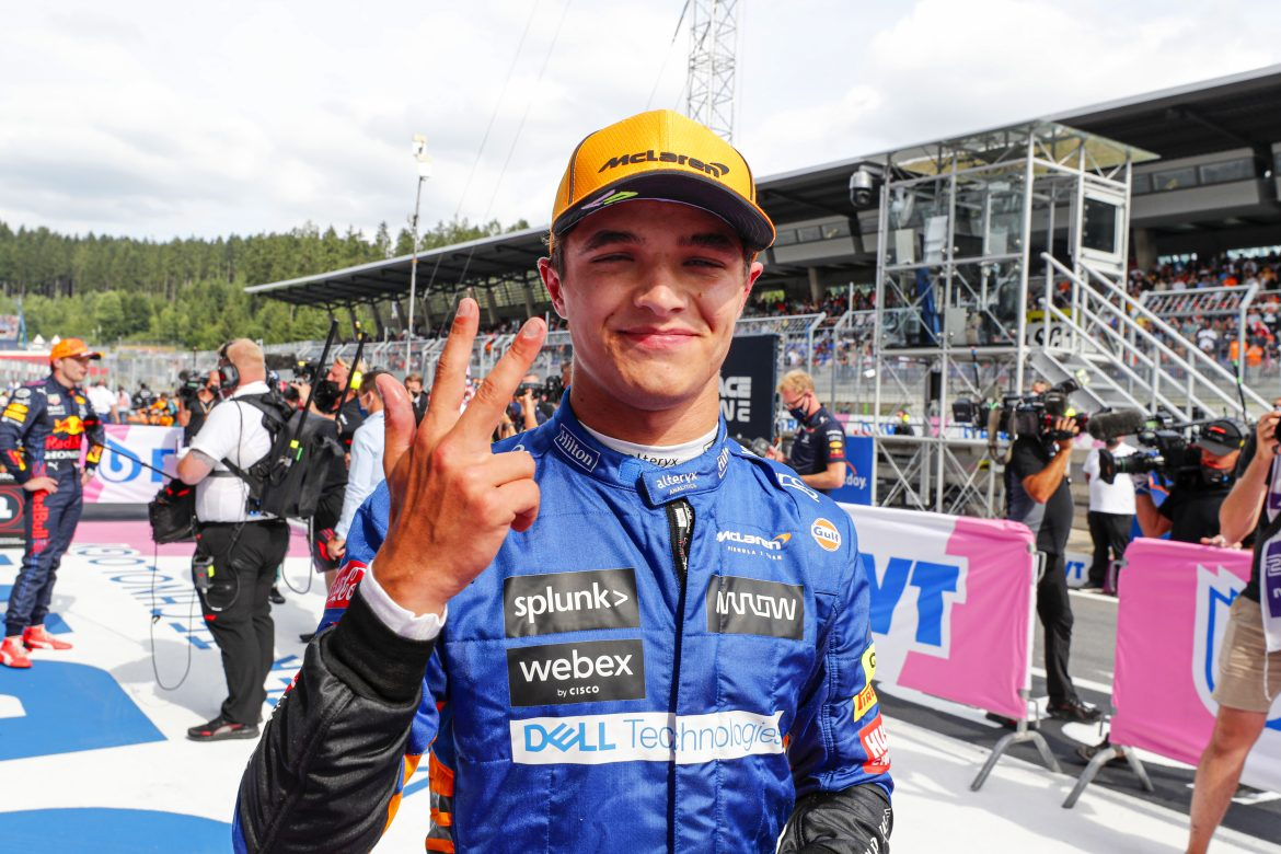Lando Norris: Is P3 in the Drivers' Championship realistic for McLaren?