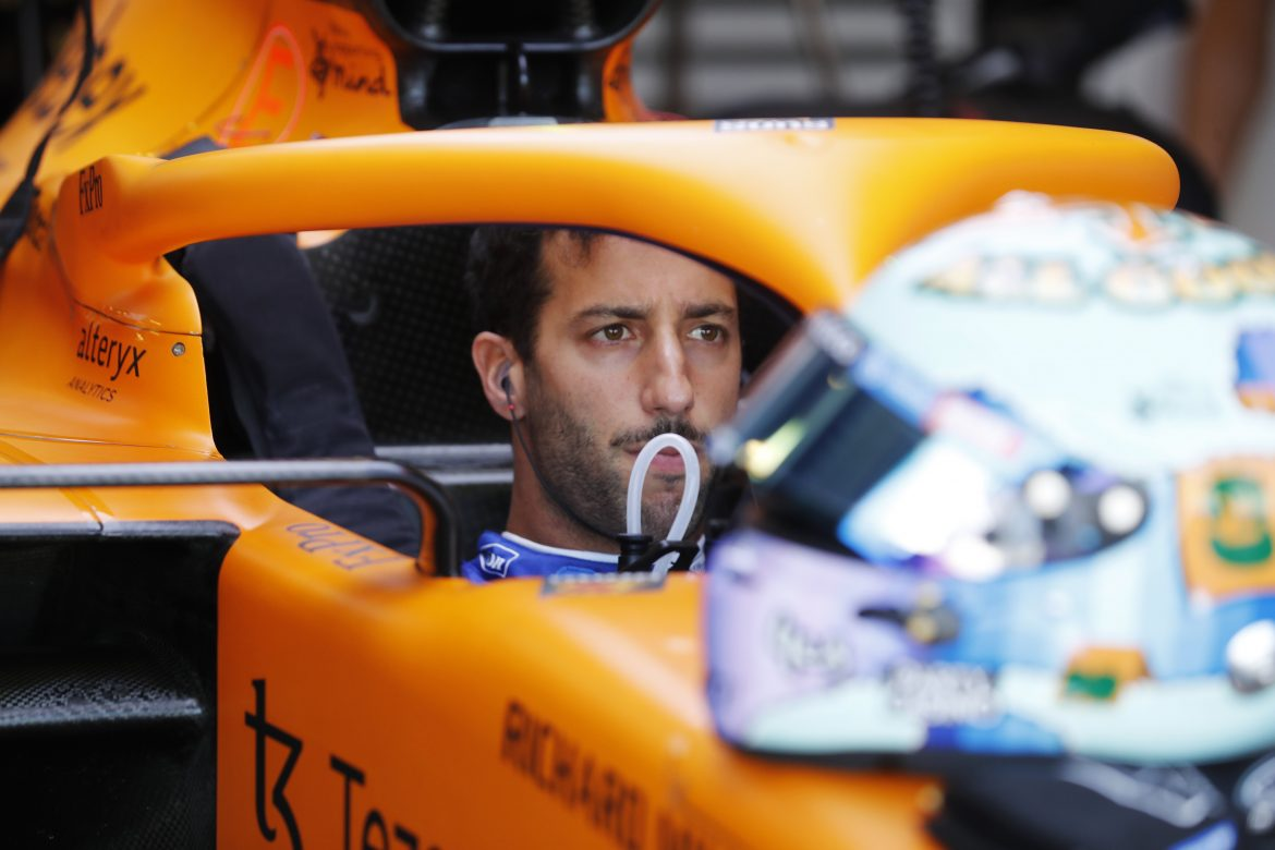 Daniel Ricciardo planning on staying in F1 for a 'few more years'