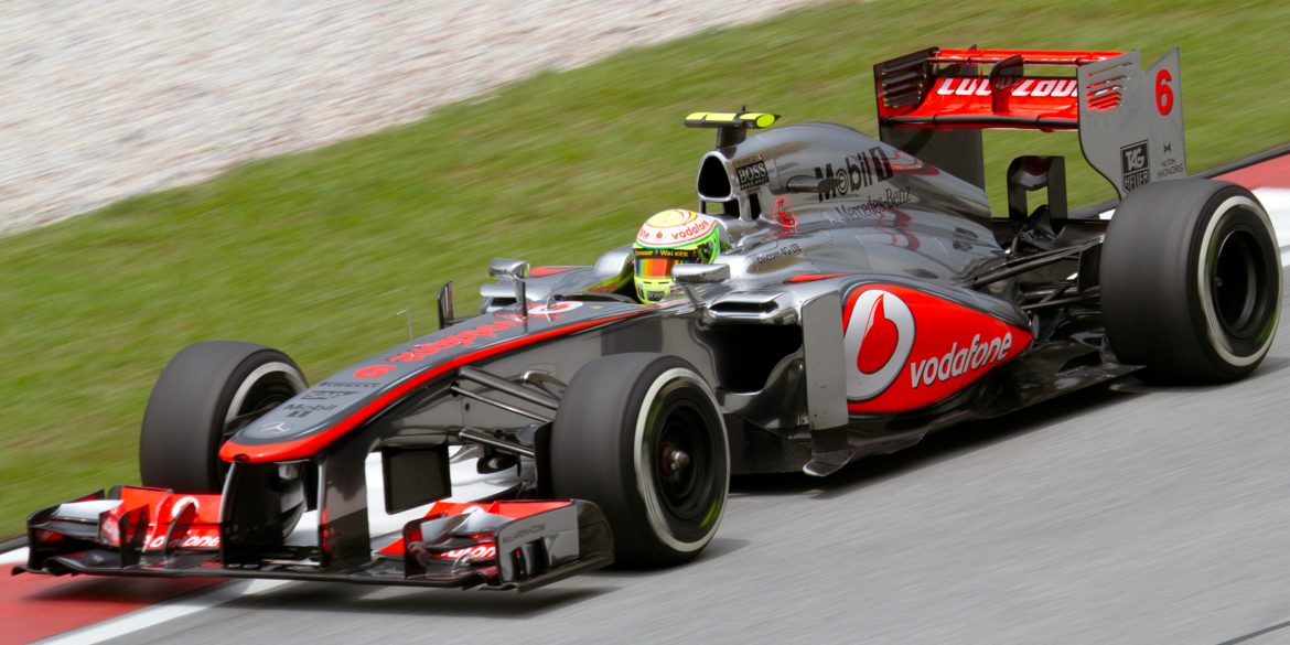 Why Sergio Perez failed during his one year with McLaren